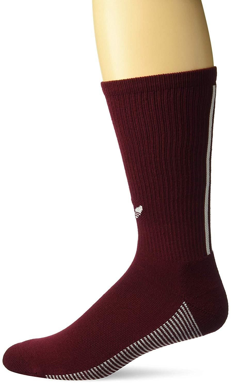 adidas Men's Originals 3 Stripe Statement Crew Socks (1 Pack