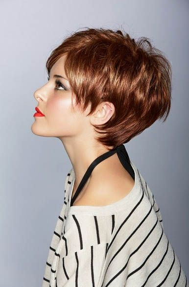 Awesome 1000 Images About Short Haircuts On Pinterest Short Haircuts Short Hairstyles Gunalazisus