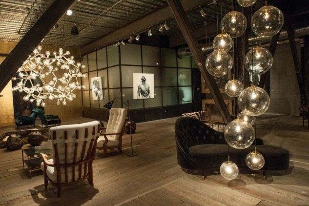 Coup D\'Etat a Luxury Showroom in San Francisco | Pinterest ...
