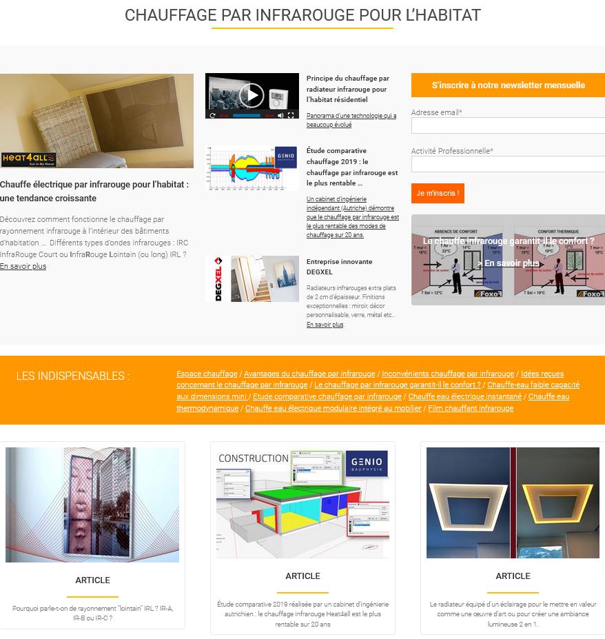 Dossiers Experts Espace Chauffage Avantages Du Chauffage Par