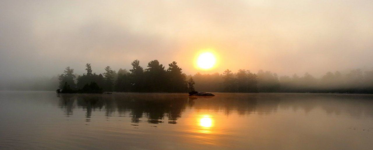 SUNRISE STONEY LAKE - Gallery - Bonnie Sitter | pmp-art.com