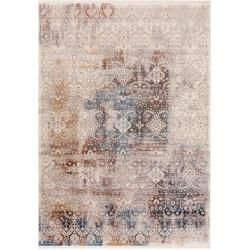 Photo of benuta Trends Teppich Safira Beige/Multicolor 100×156 cm – Vintage Teppich im Used-Look