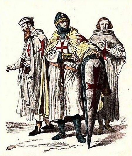 Hospitalarios De San Juan De Jerusalén Posteriormente Caballeros De Rodas Y En La Actualidad Caballer Templarios Caballeros Templarios Caballeros Medievales