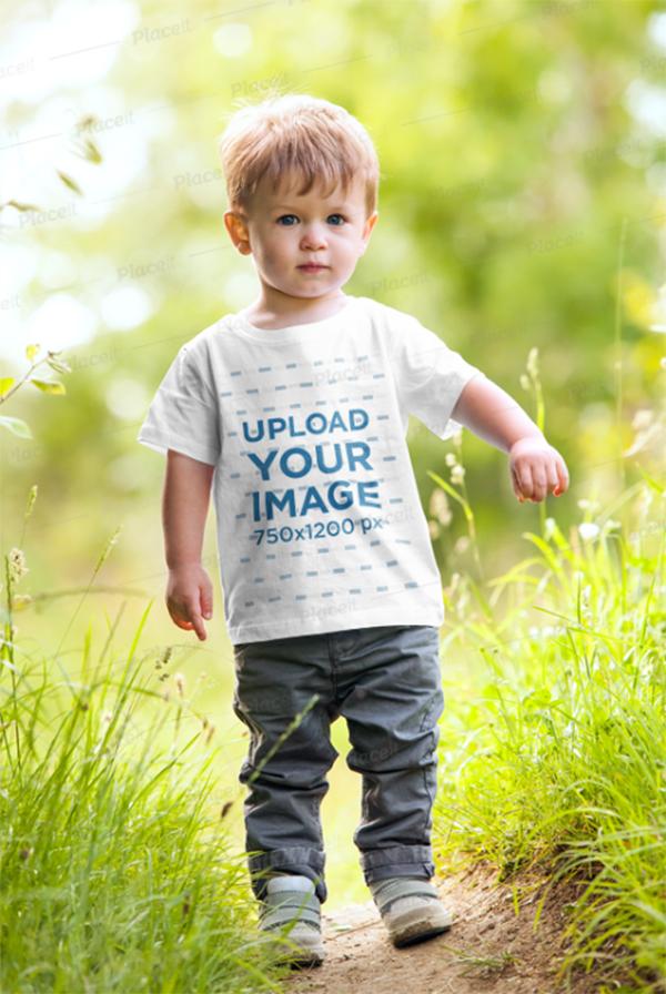 Download T Shirt Mockups Free Premium For Designers In 2020 Kids Tshirts Toddler Shirt Pumpkin Shirt