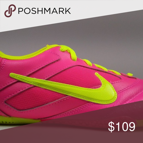 c34e9238a42 Rare! 2012 Nike5 Elastico PRO Indoor Soccer Shoes Attention !!! Be ...