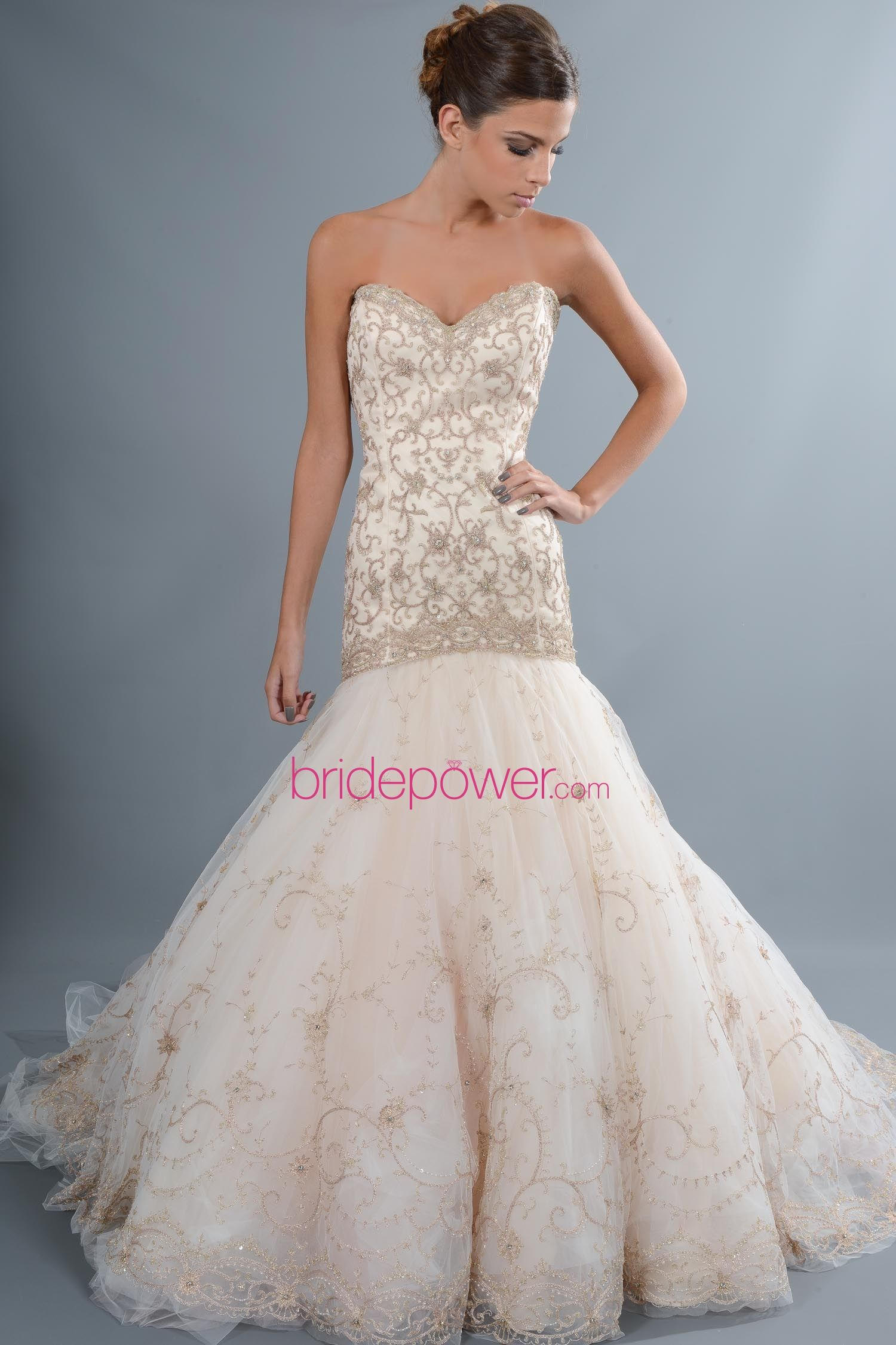 Lazaro Trumpet style 3217....oh my god!!!!!!!! I have to get this ...
