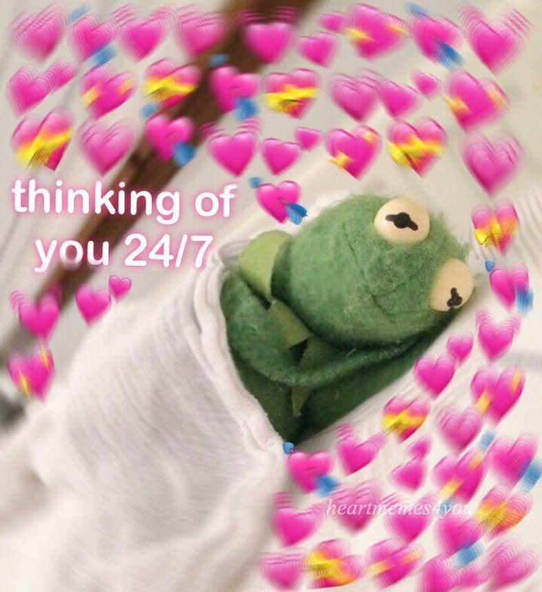 Pin By H On Myemyeѕ Cute Love Memes Love Memes Cute Memes