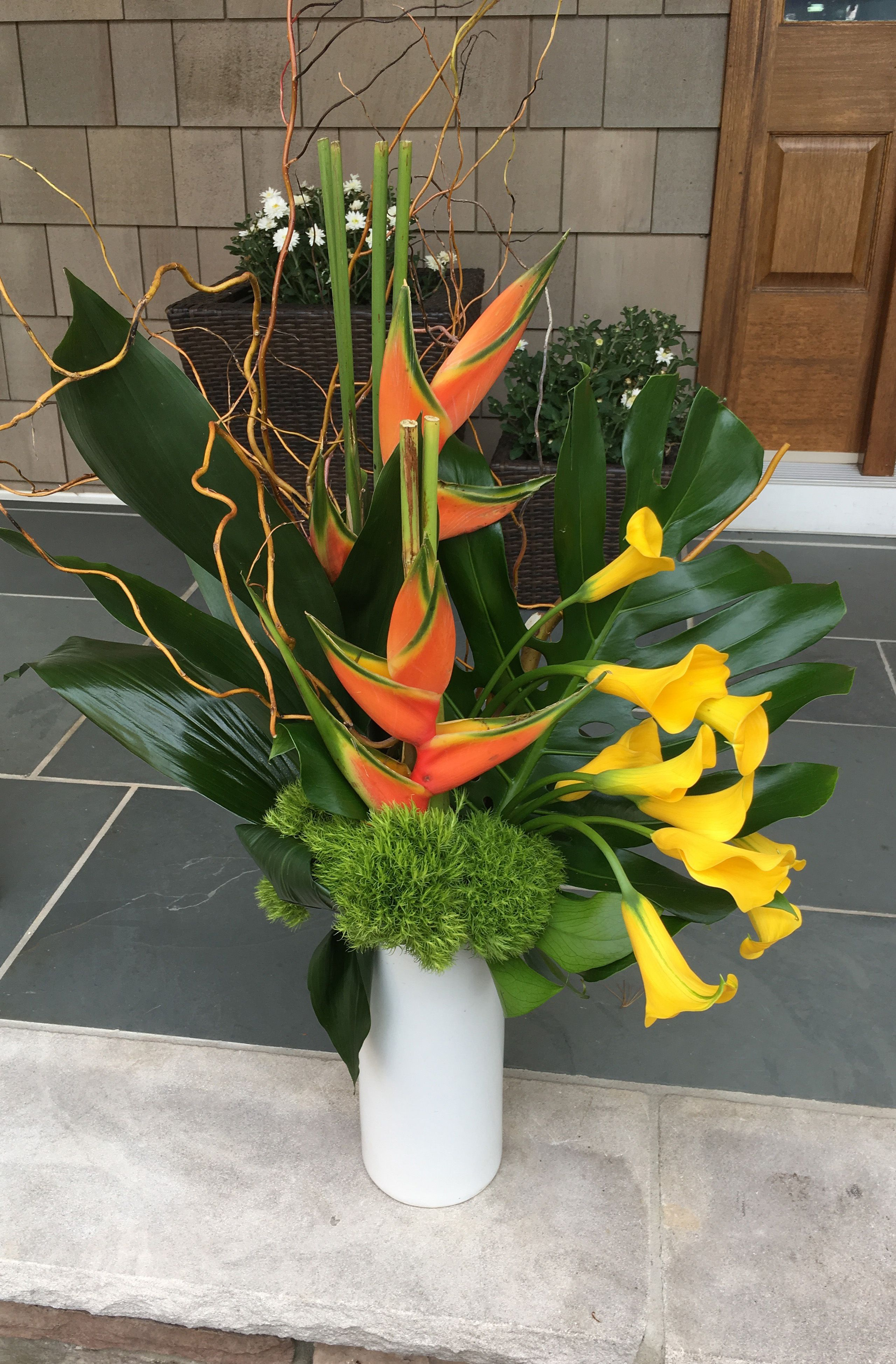 Flower Design Weekly Subscription NYC Flower
