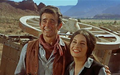 """Despite this feeling of being roughly thrown together """"The Comancheros"""" is entertaining and has its moments which are surprisingly enjoyable."""