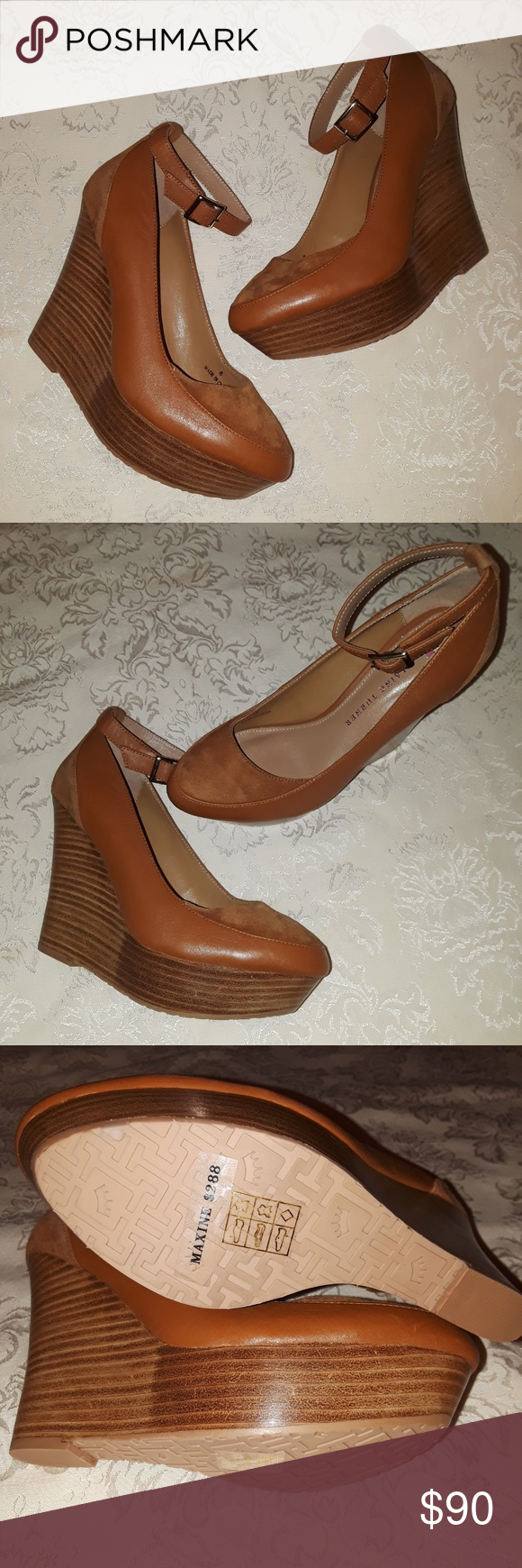 d01a02ba33af NWT Elaine Turner Shoes Platform  Elaine Turner Maxine Shoes -