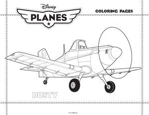 Disney Planes Coloring Pages Free Disney Coloring Pages Disney Planes Airplane Coloring Pages