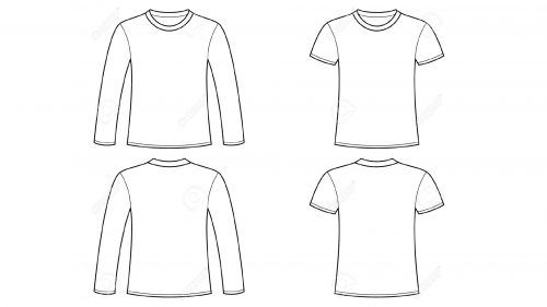 Download Blank Tshirt Template Clip Art With Long Sleeve Hd Wallpapers Wallpapers Download High Resolution Wallpapers Shirt Template Tshirt Template Blank T Shirts