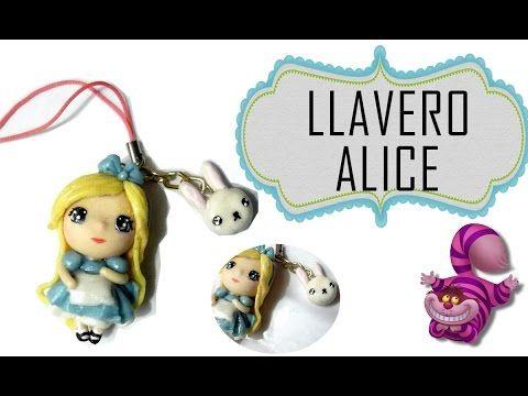 Alice in Wonderland Chibi cold porcelain tutorial