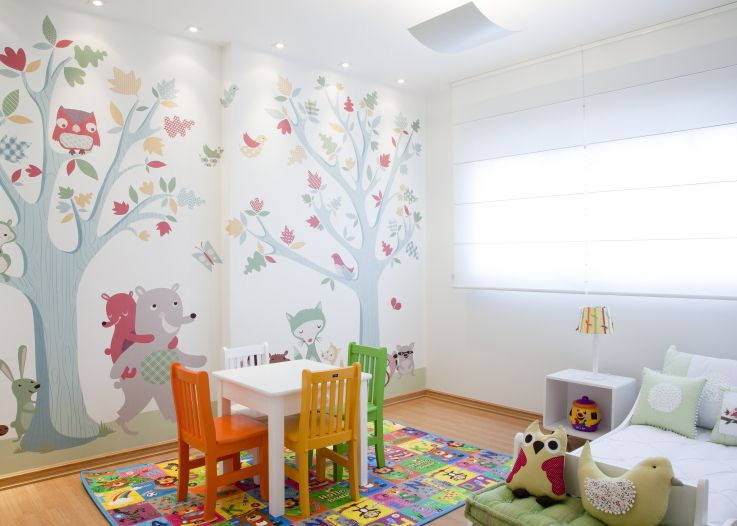 Quarto de uma menina de 2 anos. | Bebés y niños | Pinterest | Baby ...