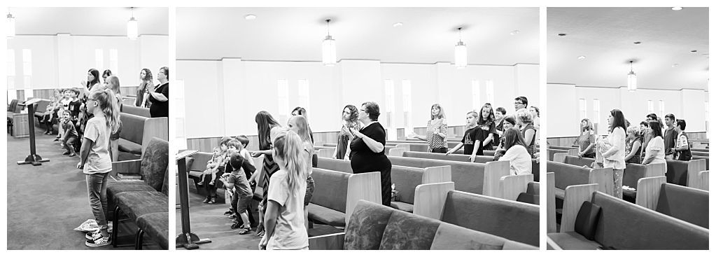 Calvary baptist church vacation bible school vacation