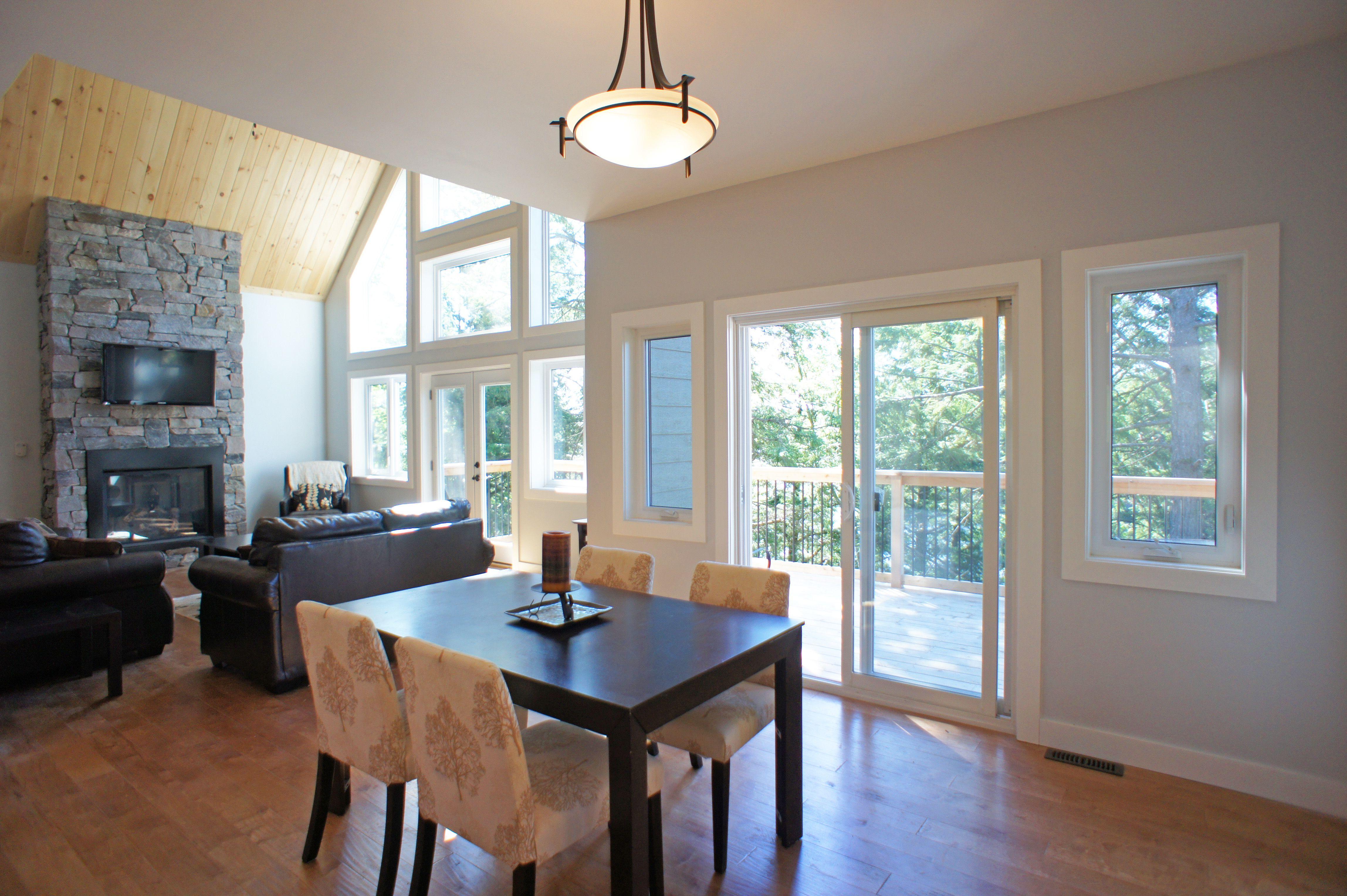 cottagelife cottage airbnb airbnclean haliburton