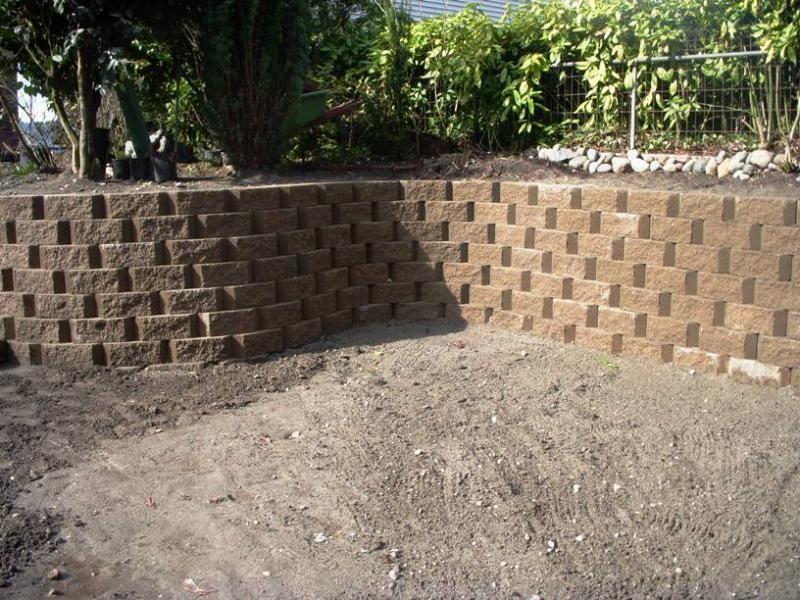 Seattle Landscaping Retaining Walls Wall Blocks Stone Walls Landscaping Retaining Walls Stone Wall Retaining Wall