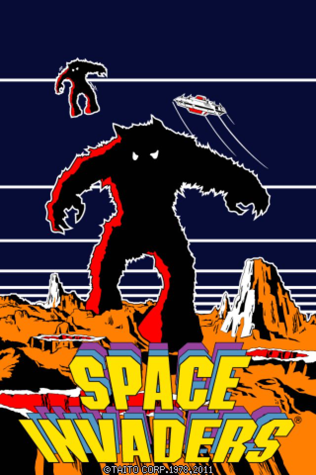 space invaders nes