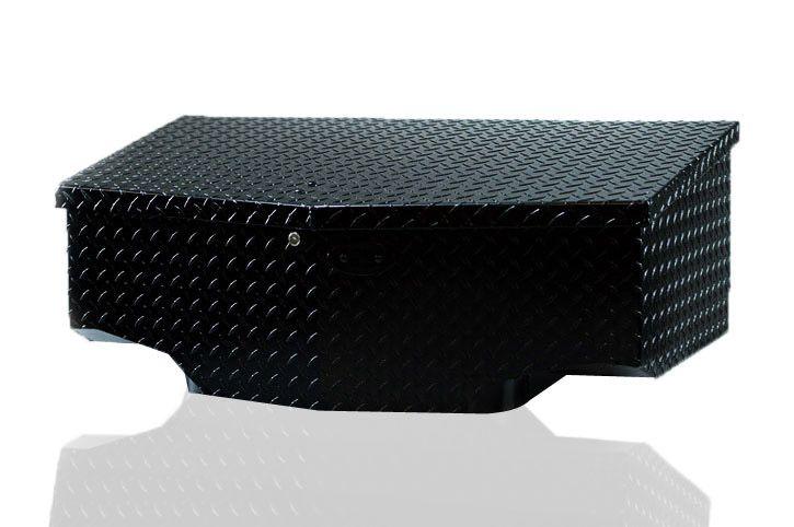Polaris Rzr Cargo Box Black Diamond Plate Polaris Rzr