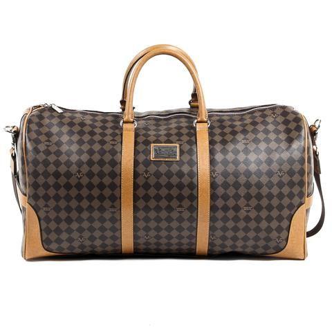 ... Versace 19.69 Abbigliamento Sportivo Srl Milano Italia Mens Sport Bag  V1969015B COFFEE Tabata 0fdb7fbd99201