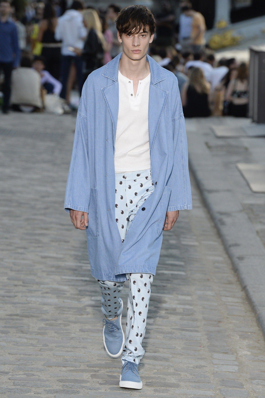 Paul & Joe Spring 2017 Menswear Fashion Show