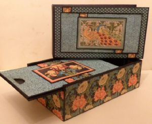 Artisan Style Pencil Case and Mini Album Project Sheet - Graphic 45