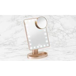 12.90 GloBrite Touch Screen LED Makeup M... -  12.90 GloBrite Touch Screen LED Makeup Mirror: Gold  - #Globrite #LED #ledmakeupmirror #makeupmirror #Makeup #makeupmirrorwithlights #Screen #Touch