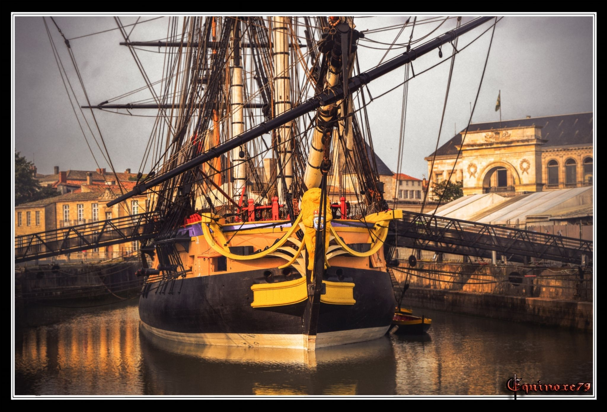 Histoire de la marine fran aise avec la fr gate hermione 1779 phystorique les portes du - Harry potter 8 et les portes du temps ...