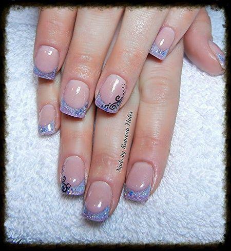 Perfectly Innocent by TrendynailsCR - Nail Art Gallery nailartgallery.nailsmag.com by Nails Magazine www.nailsmag.com #nailart