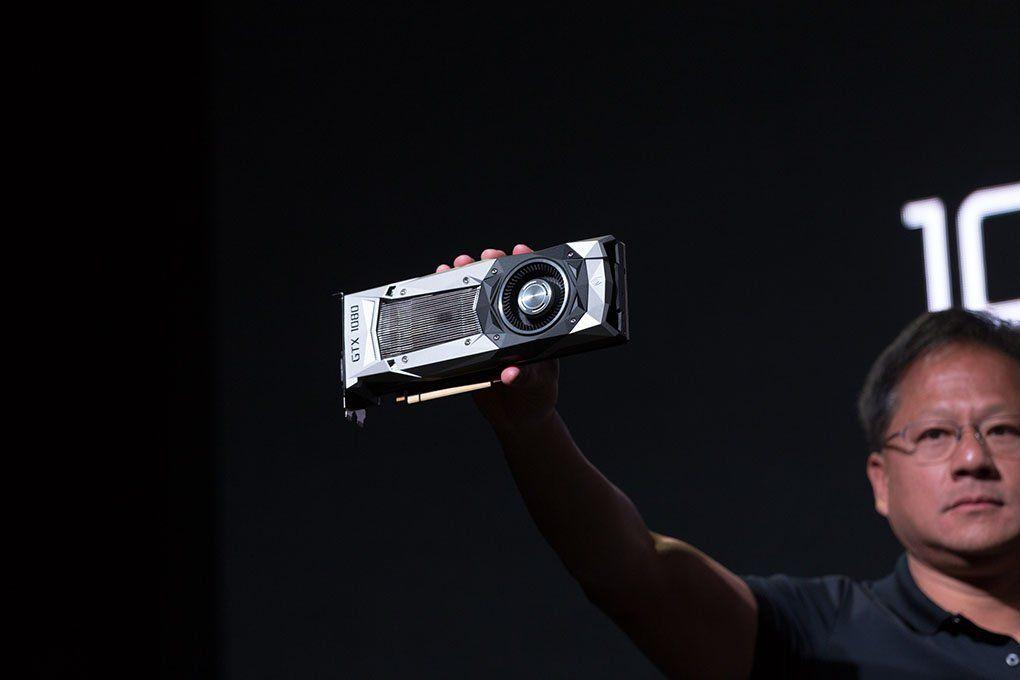 NVIDIA a dévoilé ses GeForce GTX 1080 et 1070, les cartes conçues pour faire face aux rigueurs de la VR - http://www.frandroid.com/marques/nvidia/357088_nvidia-a-devoile-geforce-gtx-1080-1070  #Nvidia