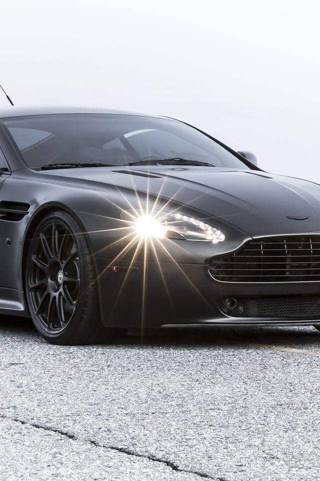 Aston Martin Vantage Black Bump Iphone 4s Wallpaper Download Iphone Wallpapers Ipad Wallpapers One Stop Download Coupe
