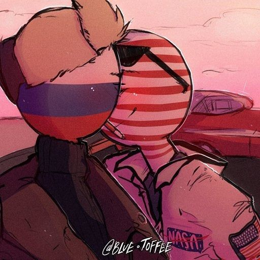 countryhumans russia x america - Google Search | Country ...