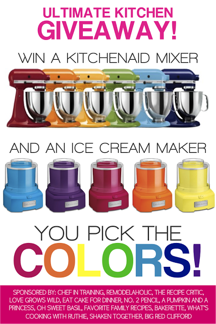 Ultimate Kitchen Giveaway The Recipe Critic Kitchen Aid