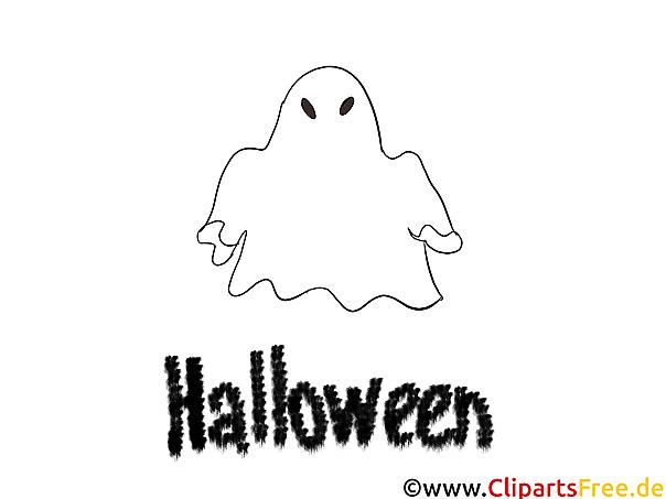 frisch halloween geister vorlagen färbung malvorlagen
