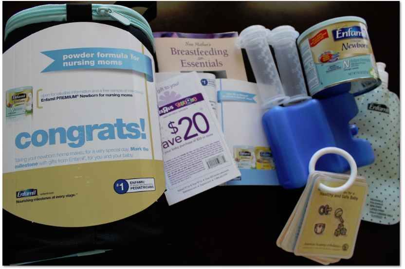 how to get free enfamil coupons