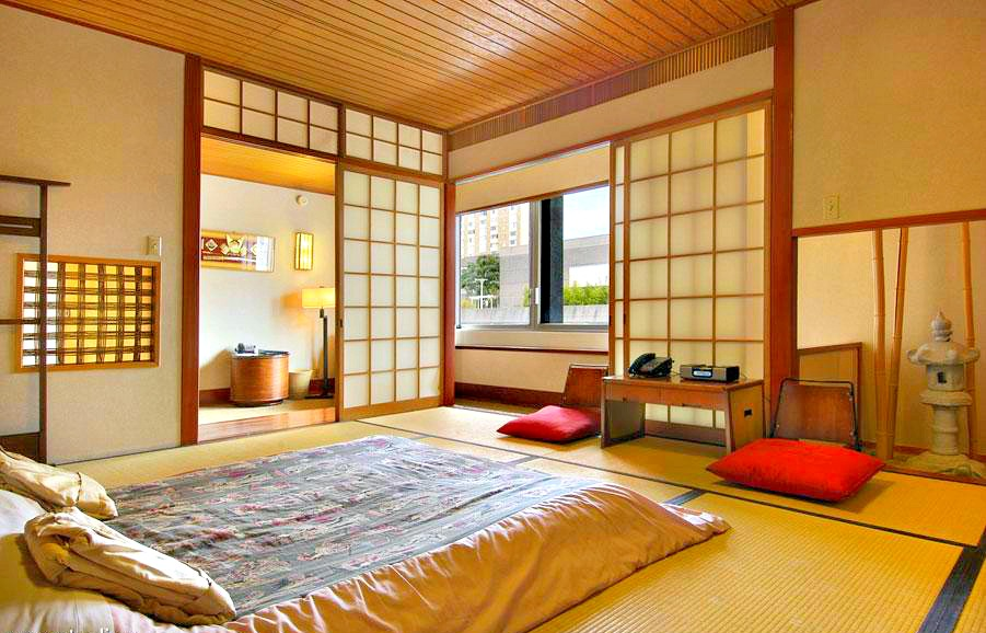 Top 20 Cool And Unusual Hotels In San Francisco 2021 Boutique Travel Blog Japanese Style Bedroom Japanese Home Design Japanese Style House