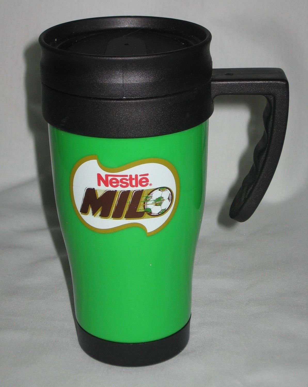 For Sale Nestle Milo Green Travel Mug Cup Drinkware Brand New Rare Mugs Green Travel Travel Mug
