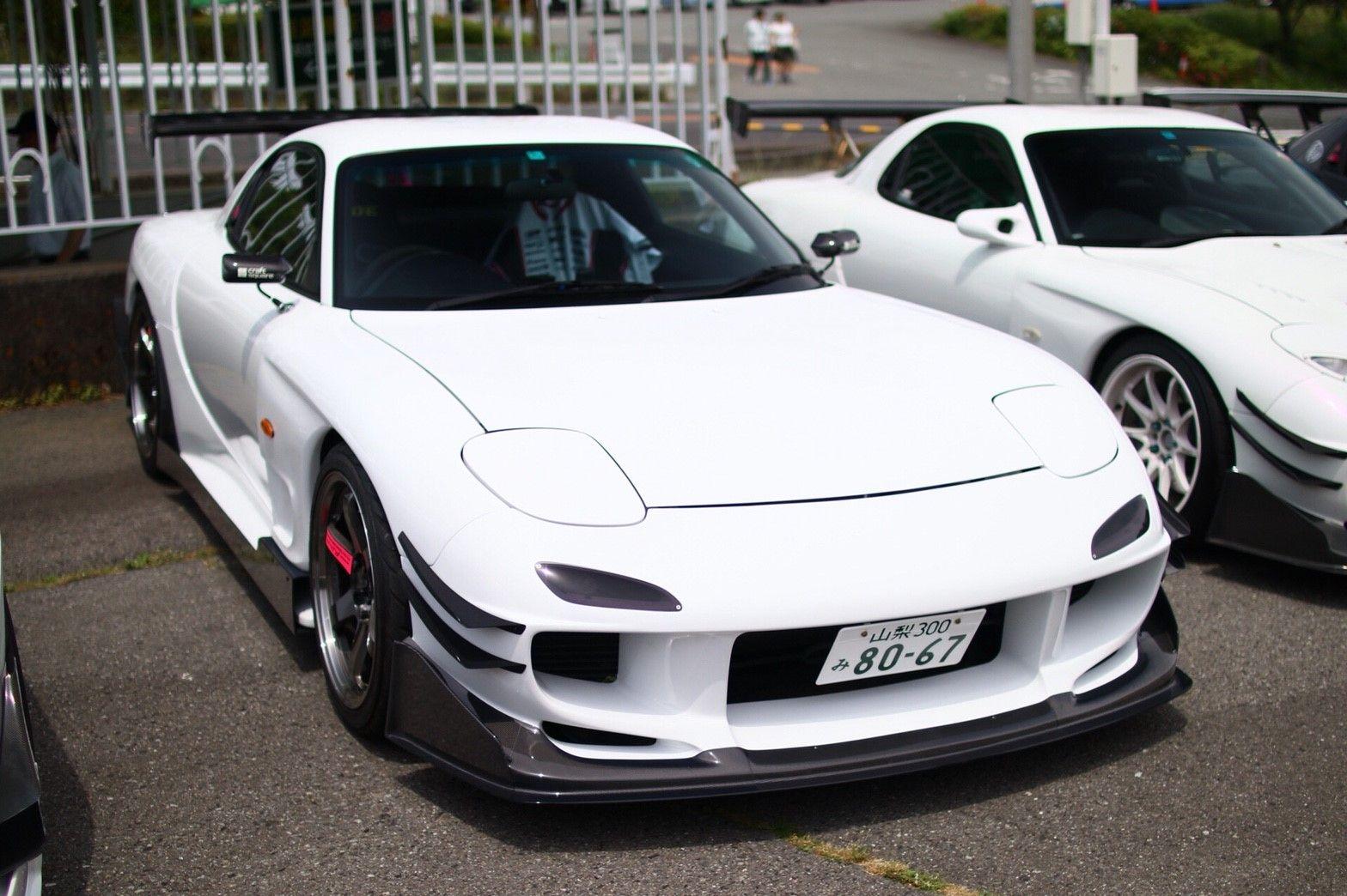 Fd Rx7 At Haruna 7 S Day In Japan Rx7 Nsx Motorsport
