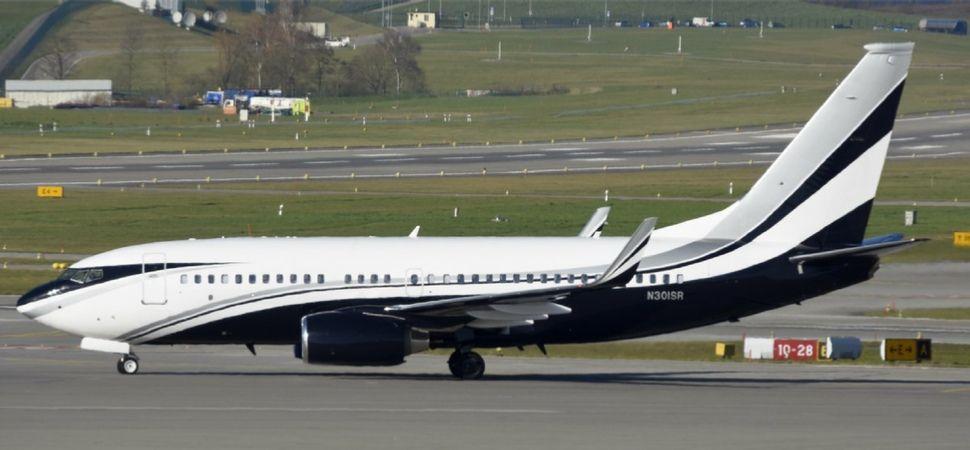 N301SR - Ravi Ruia private jet   Private Jets   Luxury