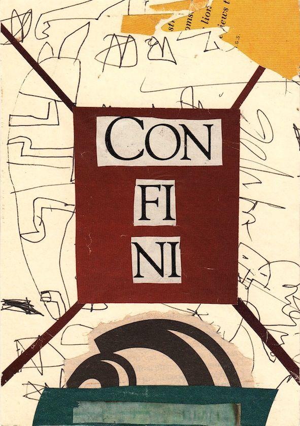 """Cinzia Farina - """"Confini"""""""