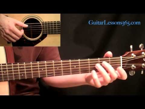 Led Zeppelin - Stairway to Heaven Guitar Lesson Pt.1 - Intro (First ...