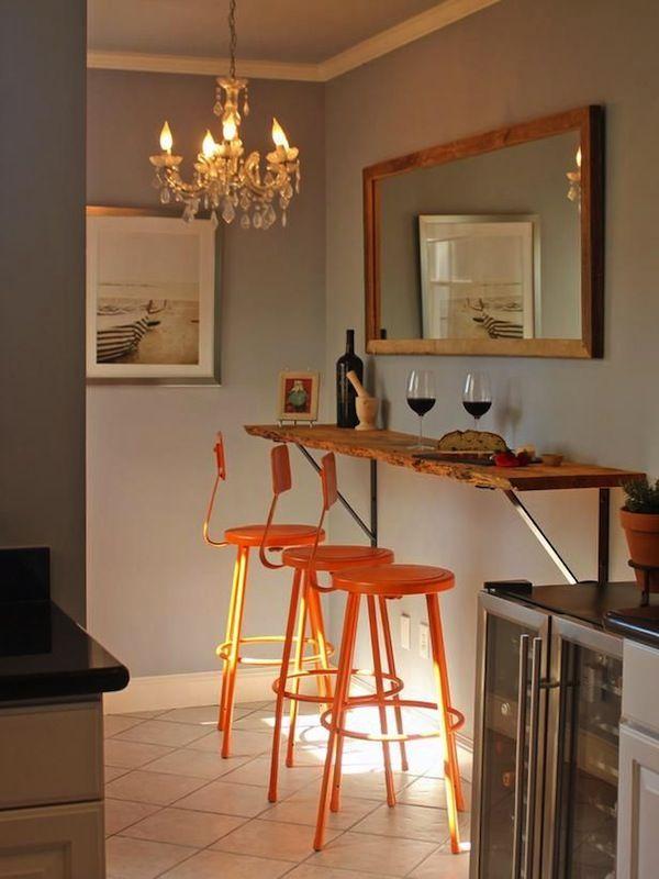 Pin By Cheryl Falkner On Interiors Kitchen Bar Table Dining