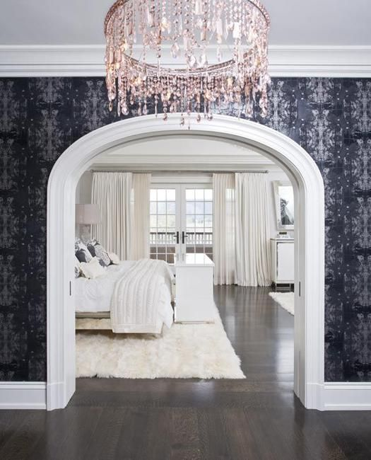 Arches Transform Interior Design And Decorating. Classic Arches Create A  Luxurious Atmosphere Of Ancient Chic