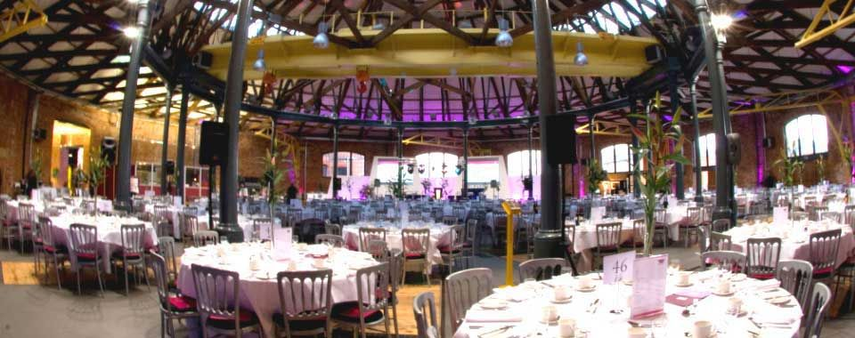 A Unique Venue For Your Wedding Roundhouse Derby Roundhouse