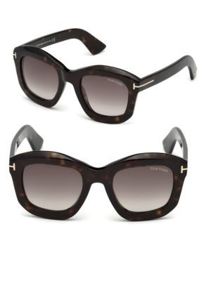 dba80787062d TOM FORD EYEWEAR Julia Square Sunglasses.  tomfordeyewear