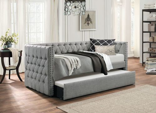 Homelegance Kelly Daybed with Trundle 4971 Trundle Beds - Daybed Images