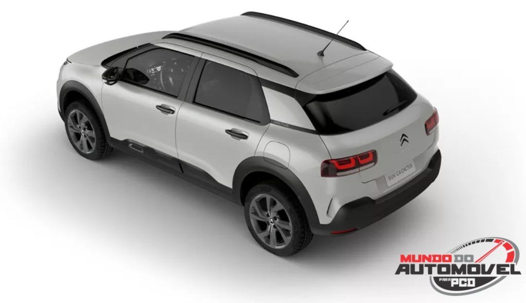 Citroen C4 Cactus Pcd 2020 Feel Business Fotos Preco