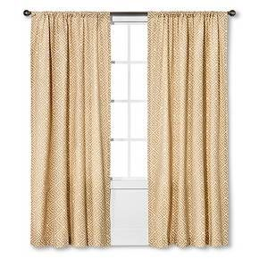 Threshold™ Greek Key Curtain Panel