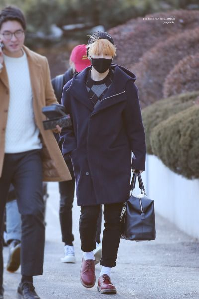 [OFF-STAGE] 160123: BTS Park Jimin #bts #bangtan #bangtanboys #fashion #style #kfashion #kstyle #korean #kpop
