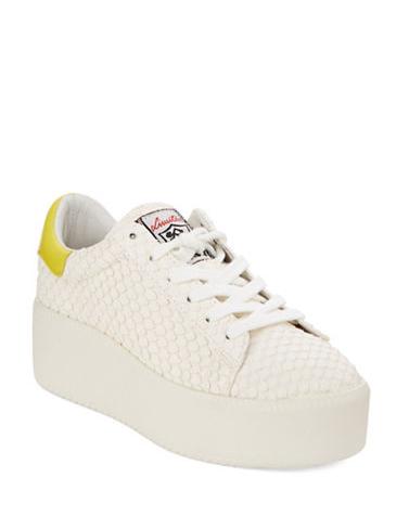 11 Pairs of Stylish Platform Sneakers